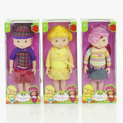 """Кукла """"Фрукт"""", подвижная, пластиковая, ZT9960 от 3 лет, Подарок для девочки, Кукла для девочки, Фруктовая кукла"""