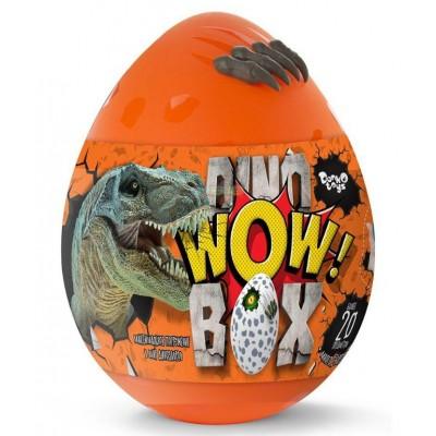 Креативный набор Игрушка сюрприз Яйцо Dino WOW большое, DWB-01-01