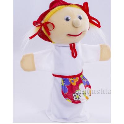 "Рукавичка для кукольного театра ""Красная Шапочка"", Копиця 00611"